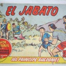Tebeos: ANTIGUO CÓMIC - EL JABATO. ¡EL PRÍNCIPE BULDONG! - Nº 278 - SUPER AVENTURAS, BRUGUERA, 1964. Lote 51357493