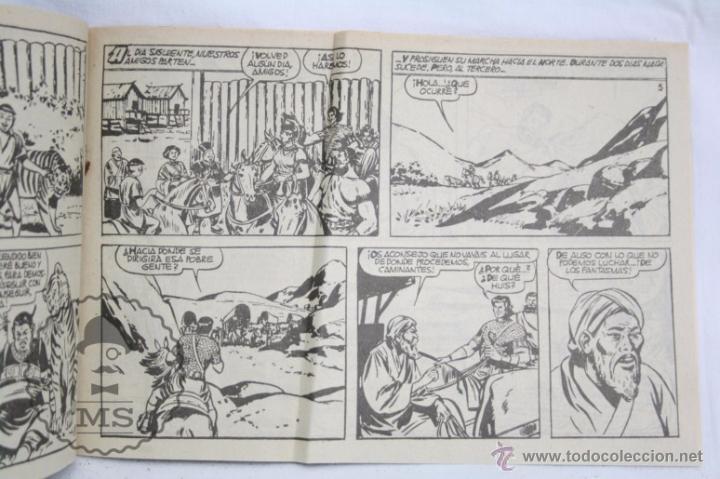 Tebeos: Antiguo Cómic - El Jabato. ¡Los Fantasmas de Wong-Wah! - Nº 281 - Super Aventuras, Bruguera, 1964 - Foto 2 - 51357601