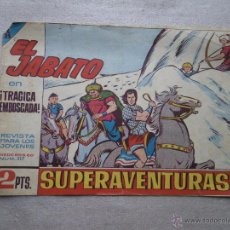 Tebeos: JABATO Nº 317 ORIGINAL BRUGUERA 1964. Lote 51359907