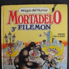Tebeos: MAGOS DEL HUMOR Nº 3 1ª EDICION 1984 EDITORIAL BRUGUERA. Lote 51371382