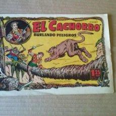 Tebeos: EL CACHORRO 1ª - Nº 39 - BRUGUERA -T. Lote 137503661
