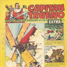 Tebeos: CAPITÁN TRUENO EXTRA Nº32. BRUGUERA, 1960. Lote 51446369