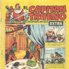 Tebeos: CAPITÁN TRUENO EXTRA Nº33. BRUGUERA, 1960. Lote 51446418