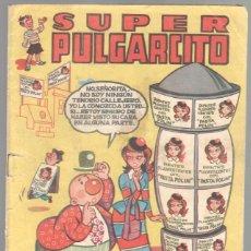 Tebeos: SUPER PULGARCITO ORIGINAL Nº 31 EDI. BRUGUERA 1949 GORDITO RELLENO, EXCELENTE ESTADO. Lote 51448726