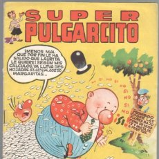 Tebeos: SUPER PULGARCITO ORIGINAL Nº 8 EDITORIAL BRUGUERA 1949 - GORDITO RELLENO. Lote 51448738