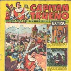 Tebeos: CAPITÁN TRUENO EXTRA Nº51, BRUGUERA, 1960. Lote 51463136
