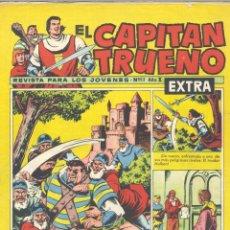 Tebeos: CAPITÁN TRUENO EXTRA Nº52. BRUGUERA, 1960. Lote 51463202