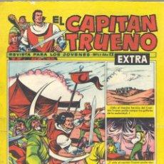 Tebeos: CAPITÁN TRUENO EXTRA Nº55. BRUGUERA, 1960. Lote 51463309