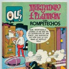 Tebeos: COLECCIÓN OLÉ! - MORTADELO Y FILEMÓN - ED. BRUGUERA - Nº 250 - 1ª EDICIÓN - 1982. Lote 51503560