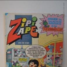 Tebeos: ZIPIZAPE 589 - BRUGUERA - ZIPI Y ZAPE - SEPTIEMBRE 1984 - ESCOBAR. Lote 51505011