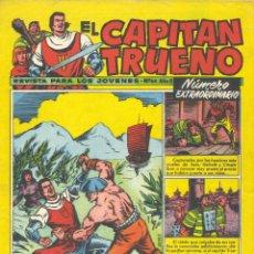 Tebeos: CAPITÁN TRUENO EXTRA Nº64. BRUGUERA, 1961. Lote 51530934