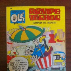 Tebeos: COLECCION OLE 36 ROMPETECHOS , CAMPEÓN DEL DESPISTE Nº 36 - FRANCISCO IBAÑEZ - ED. BRUGUERA 1978. Lote 51544786
