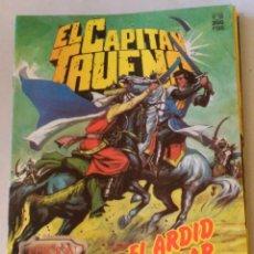 Tebeos: EL CAPITÁN TRUENO. EDICIÓN HISTORICA. LOTE 10 NUMEROS. Lote 51561342