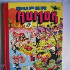 Tebeos: SUPER HUMOR 34 ED. BRUGUERA 1989 CM 1. Lote 51566355