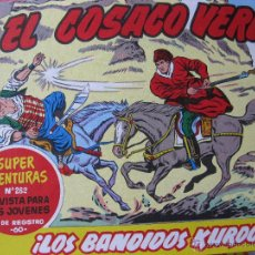Tebeos: EL COSACO VERDE. FASCIMIL. NRO.1 ¡LOS BANDIDOS KURDOS!. (COMO NUEVO). Lote 51567999