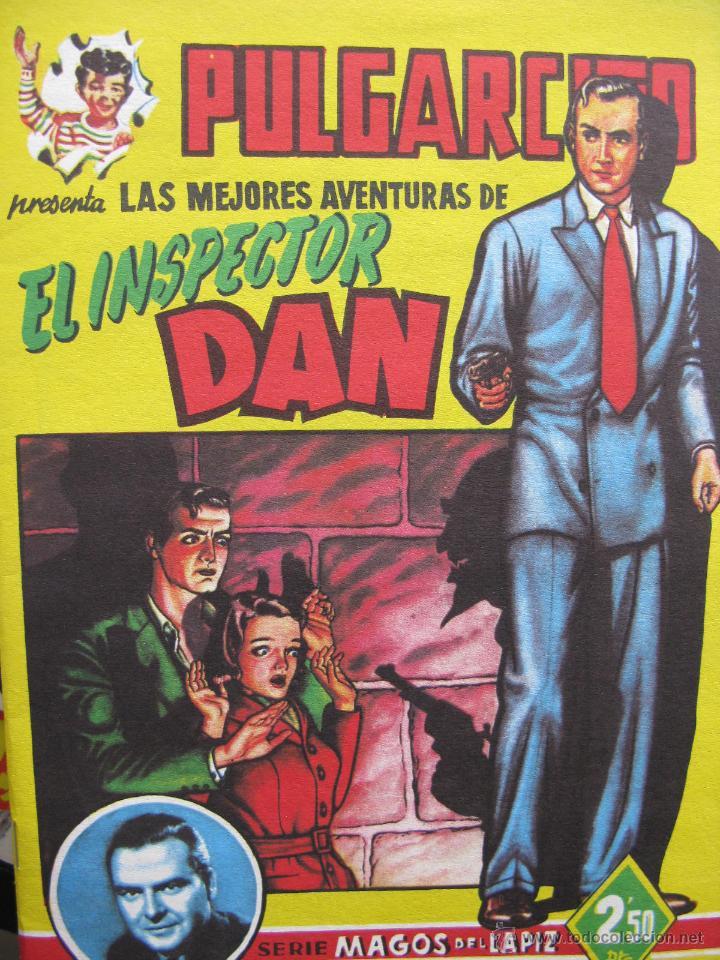 INSPECTOR DAN. FASCIMIL. EL MUSEO SINIESTRO. (COMO NUEVO) (Tebeos y Comics - Bruguera - Inspector Dan)