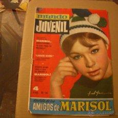 Tebeos: MUNDO JUVENIL Nº 14, AMIGOS DE MARISOL, EDITORIAL BRUGUERA. Lote 51617198