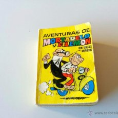 Tebeos: MINI-LIBRO MORTADELO Y FILEMÓN MINI INFANCIA 1.971. Lote 51658710