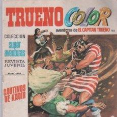 Tebeos: TEBEO TRUENO COLOR. 125. COLECCION SUPER AVENTURAS. Nº 1373. CAUTIVOS DE KADIR. Lote 51663272