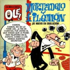 Giornalini: OLÉ Nº 5: MORTADELO Y FILEMÓN DE IBAÑEZ (BRUGUERA, 1971) 1ª EDICIÓN. BUEN ESTADO. Lote 51676611