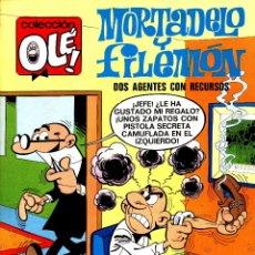 Giornalini: OLÉ Nº 18: MORTADELO Y FILEMÓN DE IBAÑEZ (BRUGUERA, 1971) 1ª EDICIÓN. BUEN ESTADO. Lote 51676911