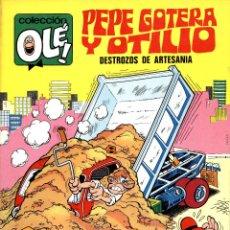 Giornalini: OLÉ Nº 31: PEPE GOTERA Y OTILIO DE IBAÑEZ (BRUGUERA, 1971) 1ª EDICIÓN. BUEN ESTADO. Lote 51677026