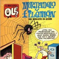 Tebeos: OLÉ Nº 35: MORTADELO Y FILEMÓN DE IBAÑEZ (BRUGUERA, 1971) 1ª EDICIÓN. BUEN ESTADO. Lote 51677041