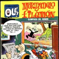 Giornalini: OLÉ Nº 94: MORTADELO Y FILEMÓN DE IBAÑEZ (BRUGUERA, 1974) 1ª EDICIÓN. BUEN ESTADO. Lote 51677488