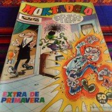Tebeos: MORTADELO EXTRA PRIMAVERA 1978. BRUGUERA 50 PTS. REGALO EXTRA VERANO 1979. . Lote 51685973