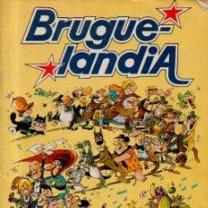 Tebeos: BRUGUELANDIA Nº 1 - CÓMIC ORIGINAL. EDITORIAL BRUGUERA, 1981. Lote 51719279