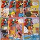 Tebeos: ZIPI-ZAPE 16 COMI AÑO XV-636-655-657-658-660-661-662-663-664-665-666-667-668-669-670-671-1986 NUEVO. Lote 51723680