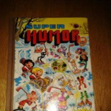 Tebeos: SUPER HUMOR VOLUMEN XXXVIII - MORTADELO - ZIPI ZA`PE - CARPANTA - SACARINO - ROMPETECHOS. Lote 51726918
