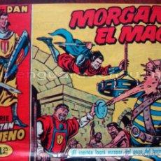 Tebeos: COMIC EL CAPITÁN TRUENO COLECCIÓN DAN BRUGUERA LOTE 8 COMICS 5-6-7-8-9-10-11-12 BRUGUERA-B/N-NUEVO. Lote 51728311