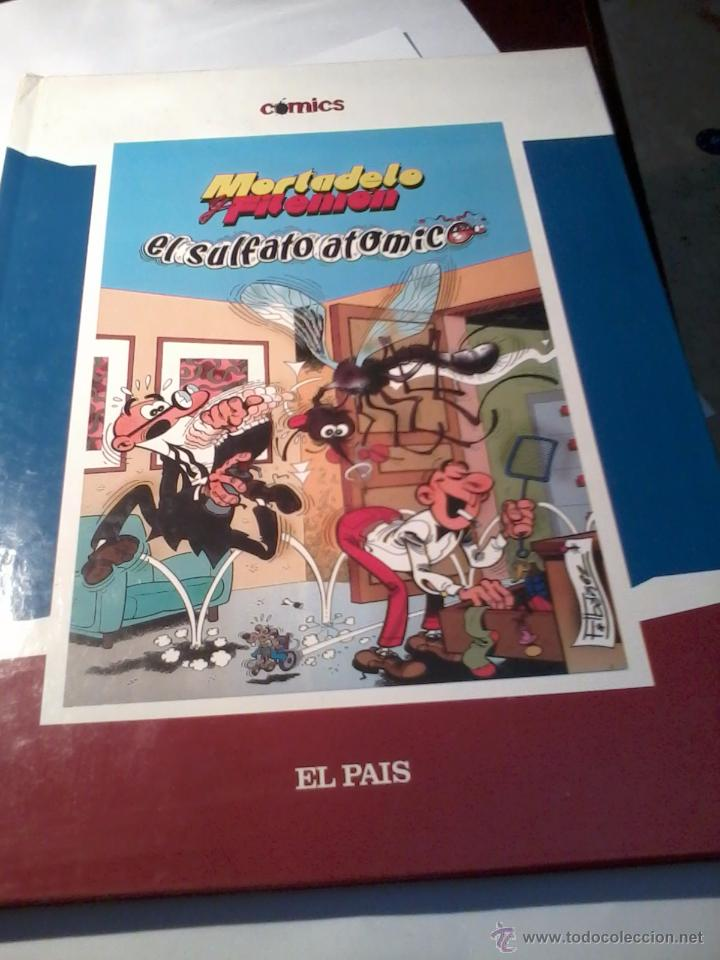 COMIC. MORTADELO Y FILEMÓN EL SULFATO ATÓMICO. Nº 3 EST9B3 (Tebeos y Comics - Bruguera - Mortadelo)