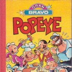Tebeos: GRAN BRAVO -- POPEYE . Lote 51773802
