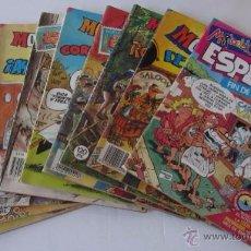Tebeos: NUEVE COMICS ESPECIAL MORTADELO. Lote 51779581