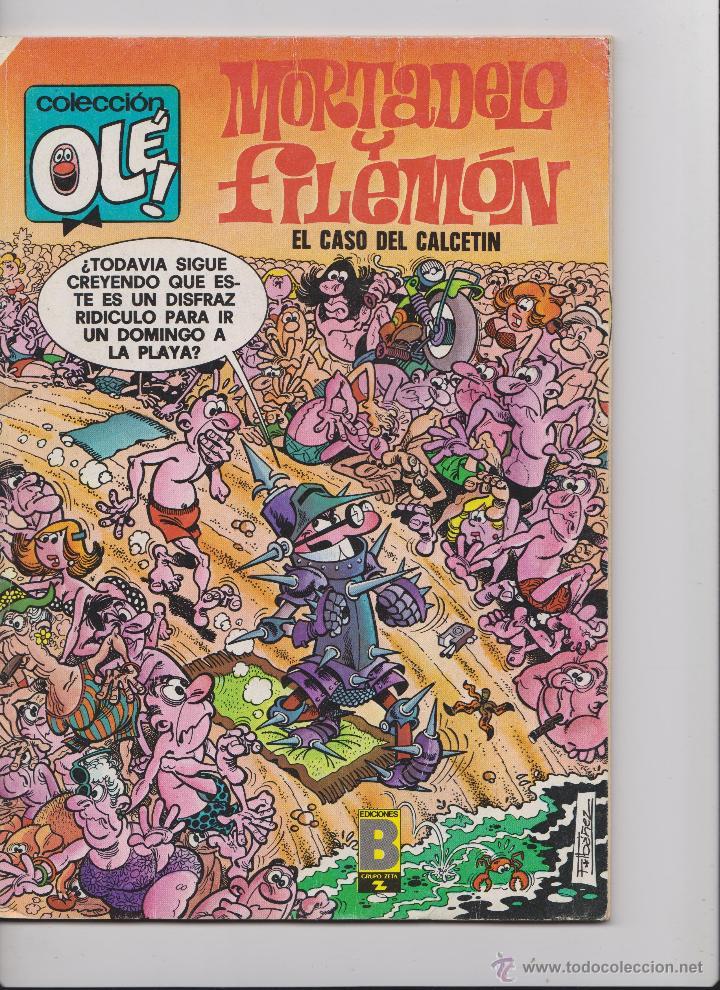 TEBEO MORTADELO Y FILEMON Nº 128 (Tebeos y Comics - Bruguera - Mortadelo)