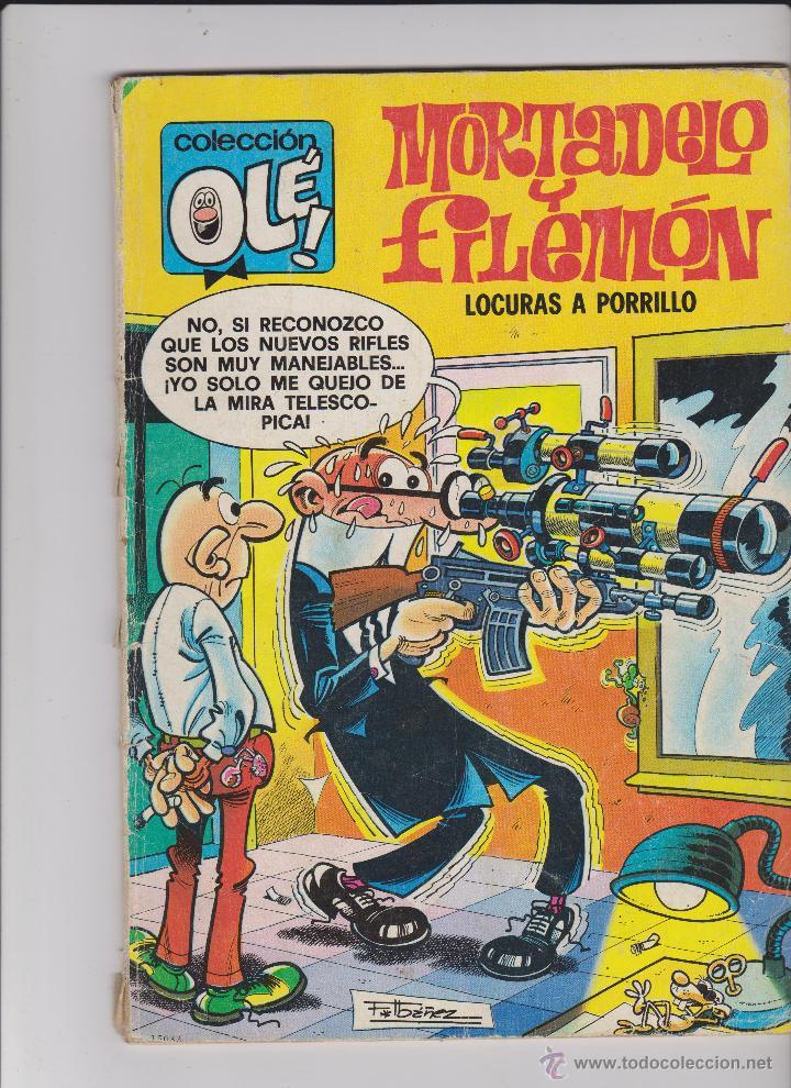 TEBEO MORTADELO Y FILEMON Nº 153 DE 1983 (Tebeos y Comics - Bruguera - Mortadelo)