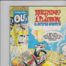 Tebeos: TEBEO MORTADELO Y FILEMON Nº 166 DE 1988. Lote 51807680