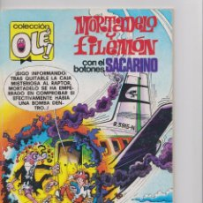 Tebeos: TEBEO MORTADELO Y FILEMON Nº 165 DE 1988. Lote 51807703