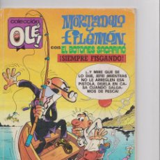 Tebeos: TEBEO MORTADELO Y FILEMON Nº 171 DE 1988. Lote 51807721