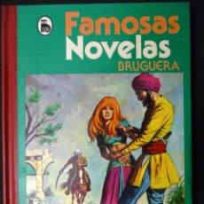 Tebeos: FAMOSAS NOVELAS. TOMO XII. 3ª EDICIÓN. BRUGUERA. Lote 52558841