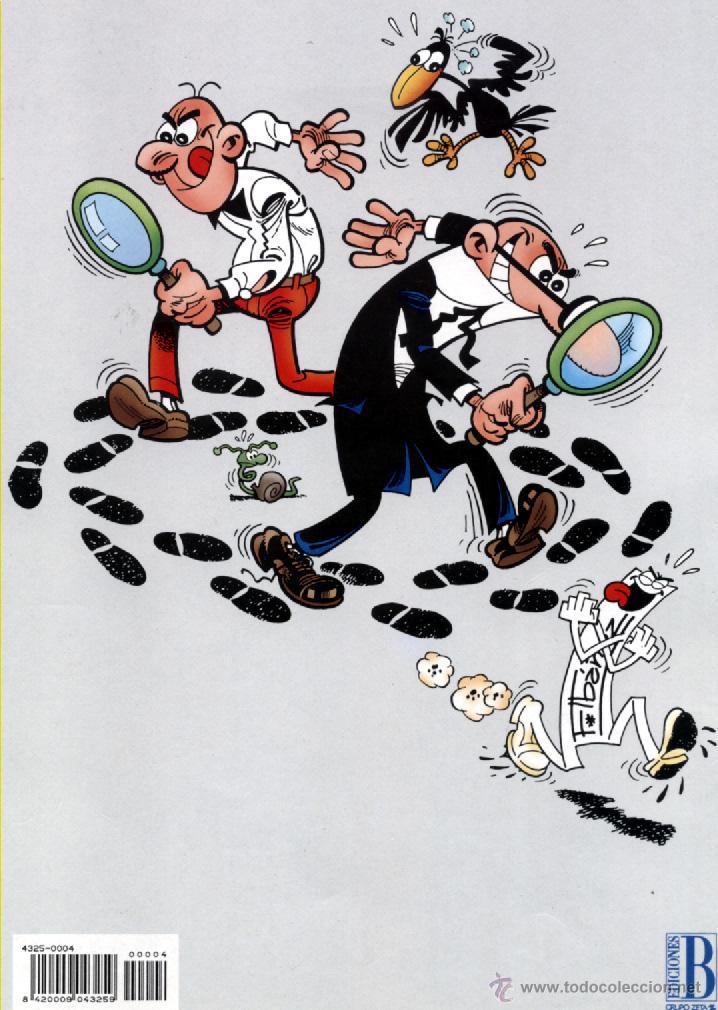 Tebeos: Mortadelo y Filemón. Olé nº 4 El premio No-Vel - 2ª edición junio 1995 - Foto 2 - 51819938