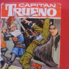 Tebeos: EL CAPITAN TRUENO COLECCION HEROES Nº 7 EL YELMO DE GENGIS KHAN. Lote 51922752