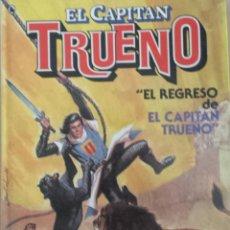 Tebeos: EL REGRESO DEL CAPITAN TRUENO. Lote 52021890