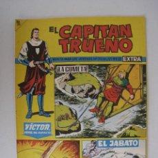 Tebeos - EL CAPITAN TRUENO - EXTRA - Nº 313 - BRUGUERA 1966. - 52159230
