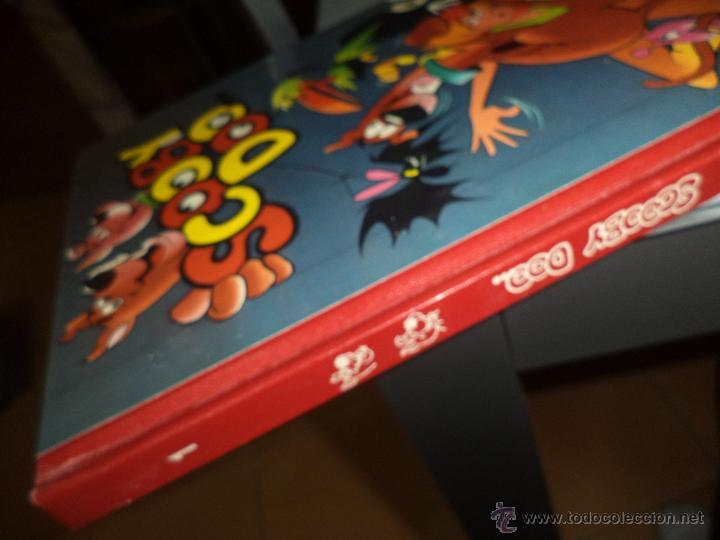 Tebeos: Scooby Doo El Supercán de TV.Tomo 1º.Bruguera 1985. - Foto 2 - 52330700