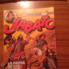 Tebeos: JABATO COLOR 11 BRUGUERA. Lote 52437137