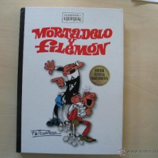 Tebeos: MORTADELO Y FILEMON (CLASICOS DEL HUMOR). Lote 52474290