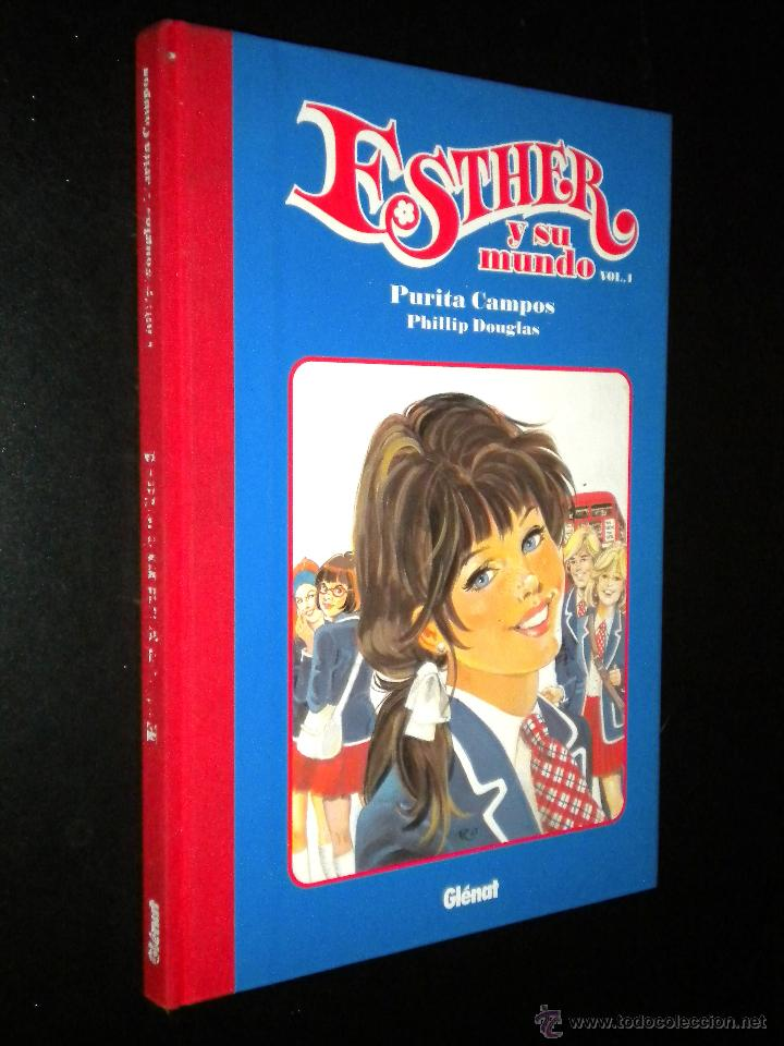 ESTHER Y SU MUNDO VOL 1 / PURITA CAMPOS Y PHILLIP DOUGLAS (Tebeos y Comics - Bruguera - Esther)